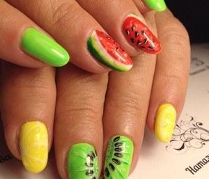 Дизайн ногтей лето 2019 фото супер новинки