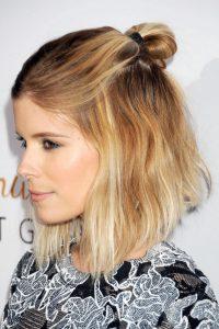 Модная прическа 2019 женская на короткие волосы