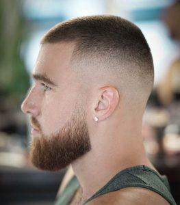 Мужские стрижки на короткие волосы 2019