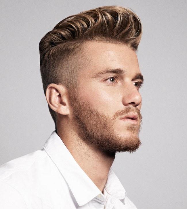 Мужские стрижки на короткие волосы 2021