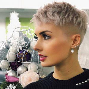 Стильные стрижки на короткие волосы 2019 женские