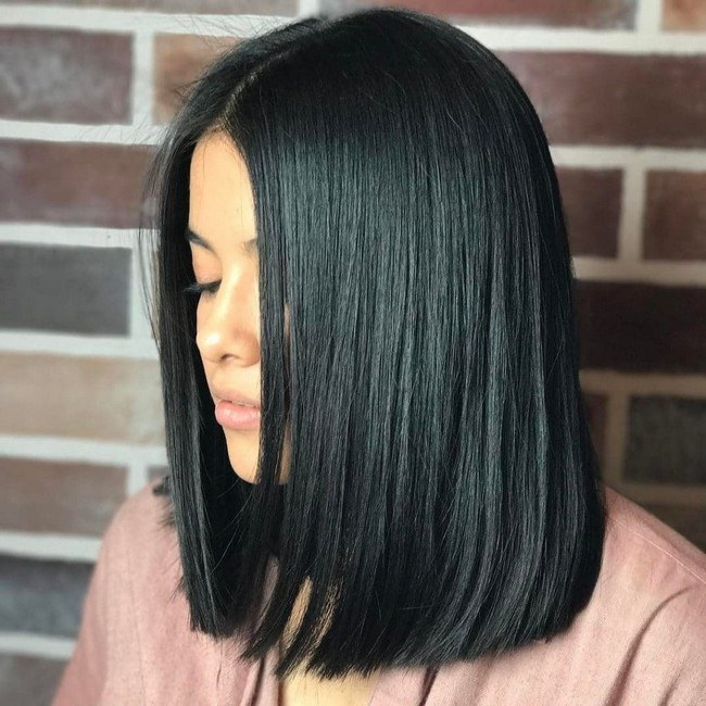 Стрижки на волосы средней длины 2019 фото женские