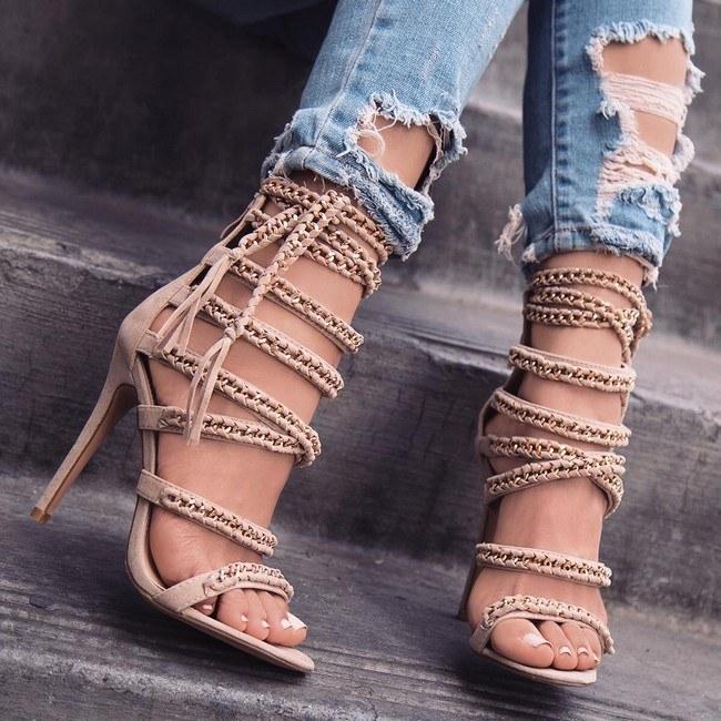 Обувь лето 2019 года модные тенденции фото