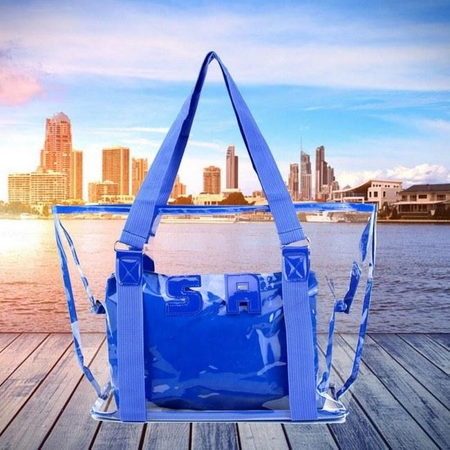 Модные пляжные сумки 2019