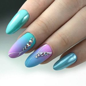 Дизайн ногтей весна лето 2020 новинки
