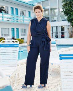 Модная одежда для полных женщин 2020 фото