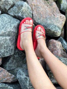 Модные тренды в летней обуви 2020