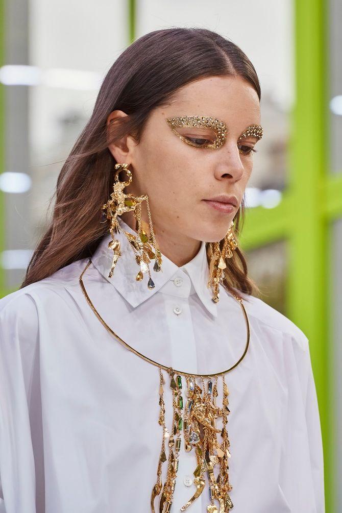 Модные аксессуары 2021 женские на шею фото