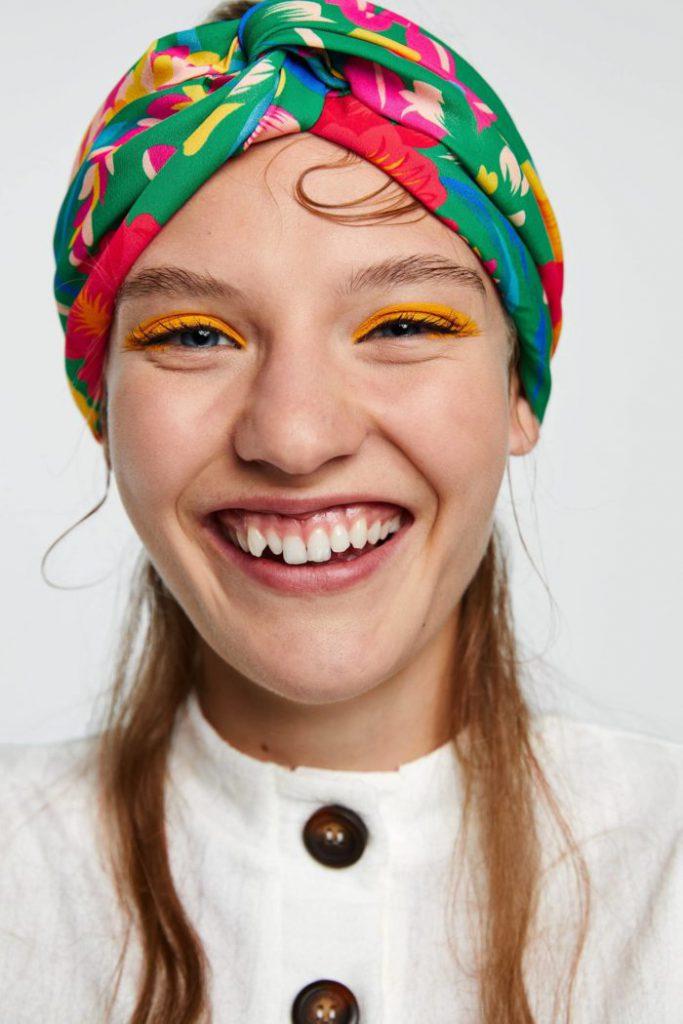 Модные головные уборы весна 2021