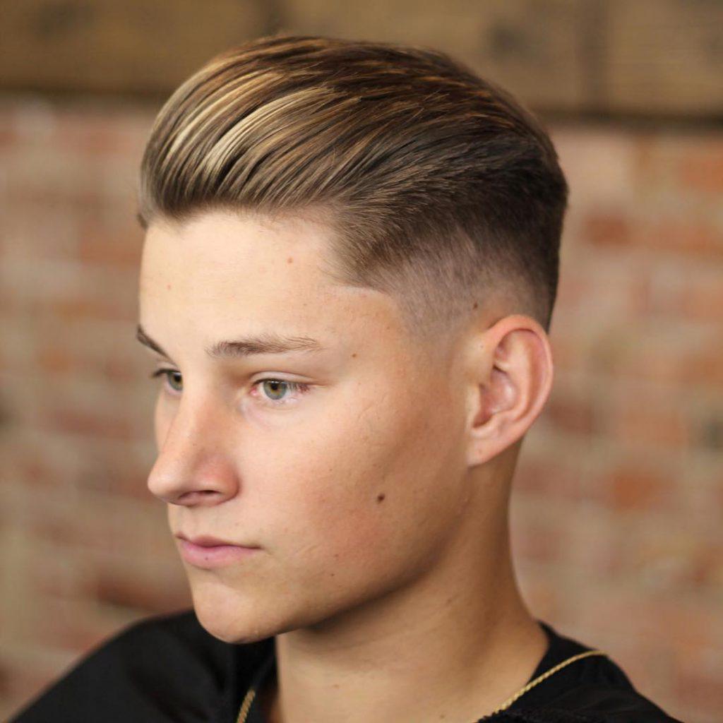 Модные стрижки 2021 мужские для подростков