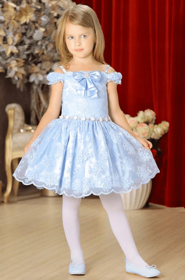 Платье на выпускной в детский сад 2021 модные тенденции