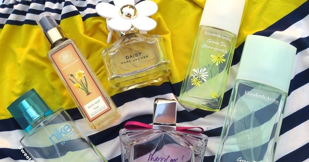 Летние ароматы духов для женщин 2021