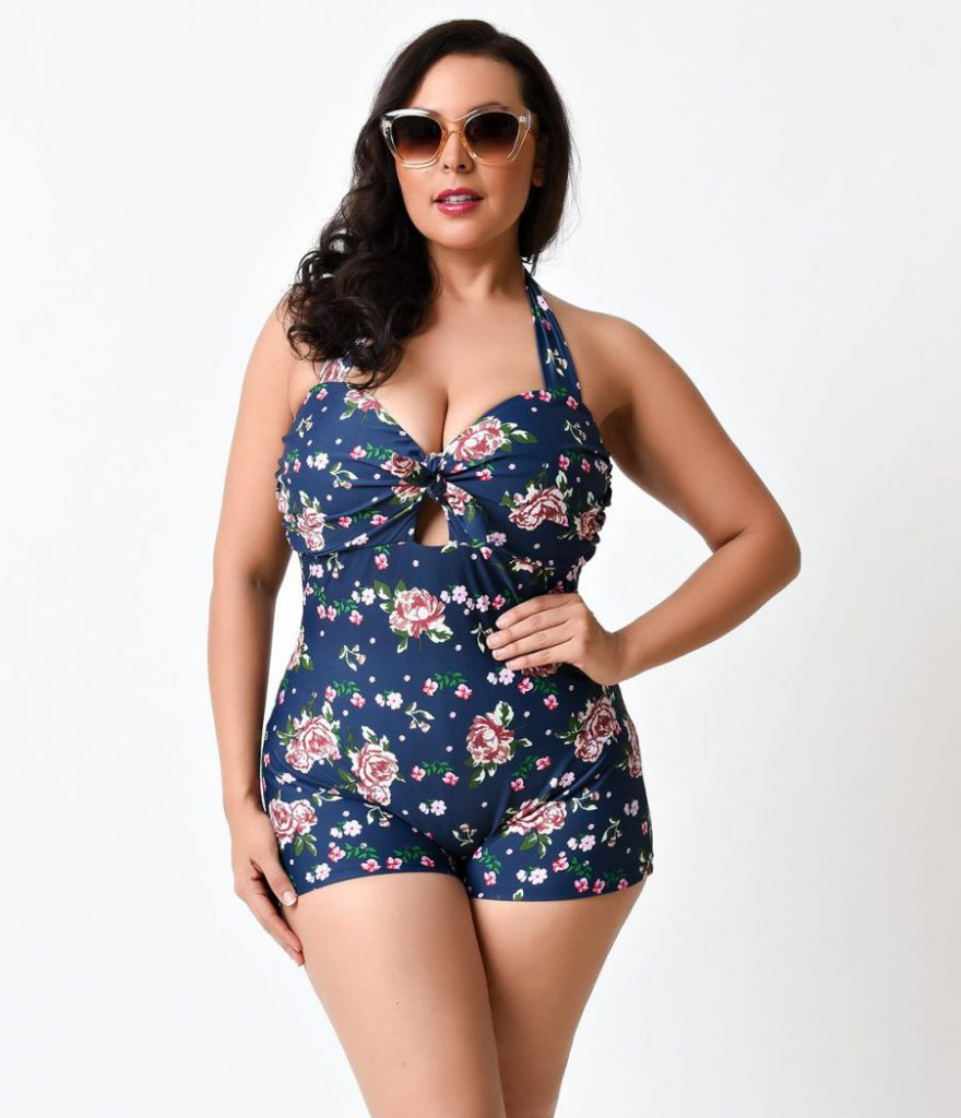 Модные купальники 2021 женские для полных девушек