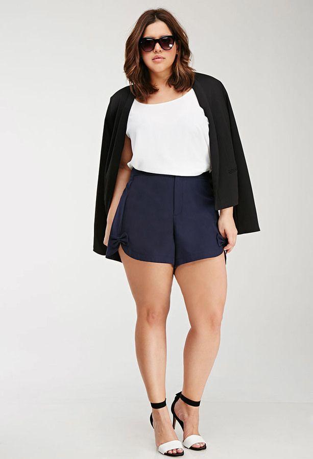 Какие шорты в моде летом 2021 женские