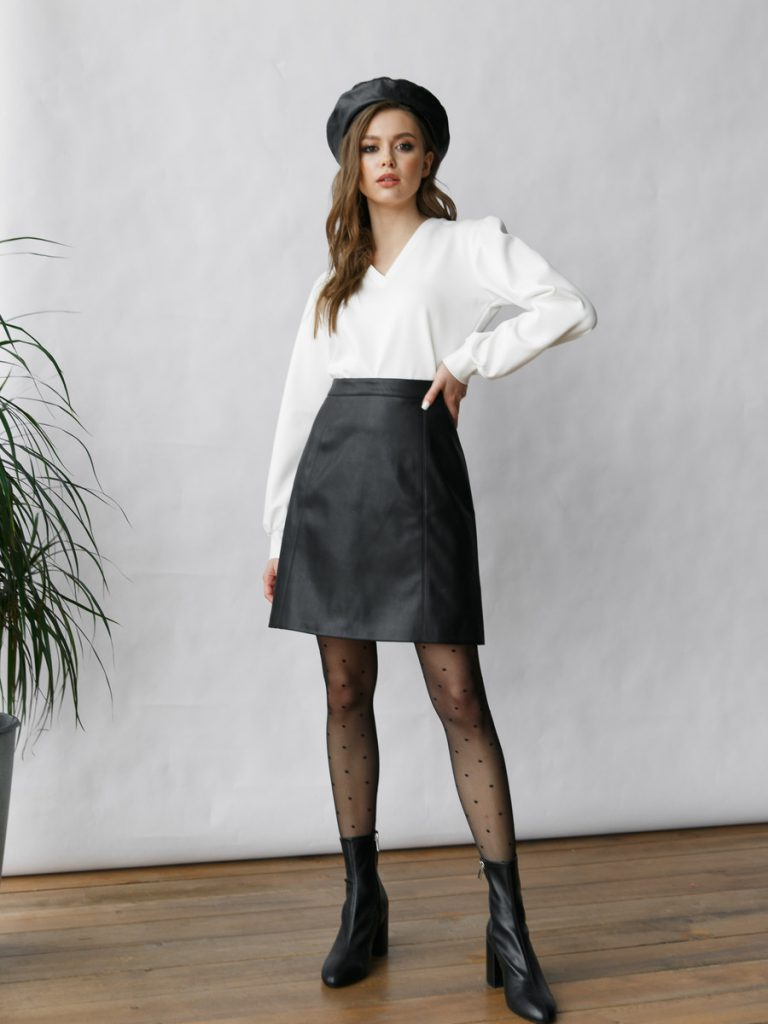 Модные юбки осень зима 2021 2022 женские