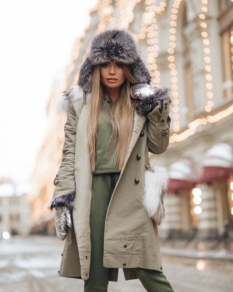 Модные образы осень зима 2021 2022 на каждый день фото