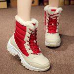 Женские ботинки осень-зима 2021-2022 модные