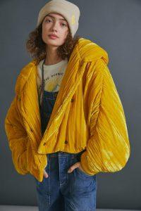 Модные пуховики 2021 2022 женские зимние