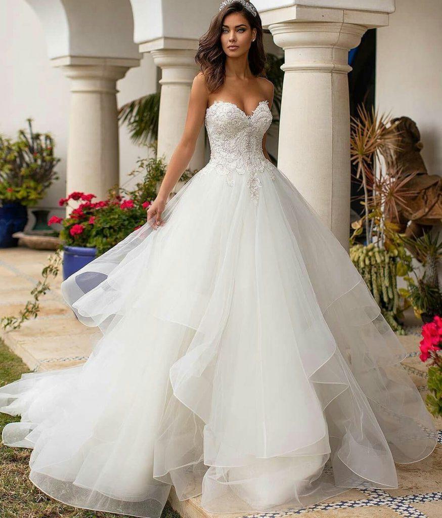 Свадебные платья 2022 модные тренды